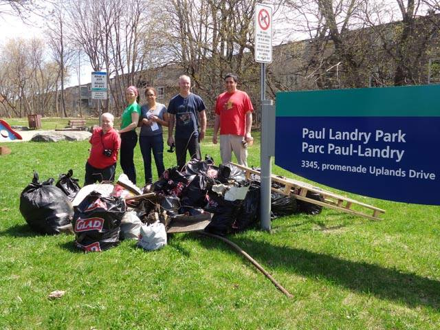 Paul Landry Cleanup 2015