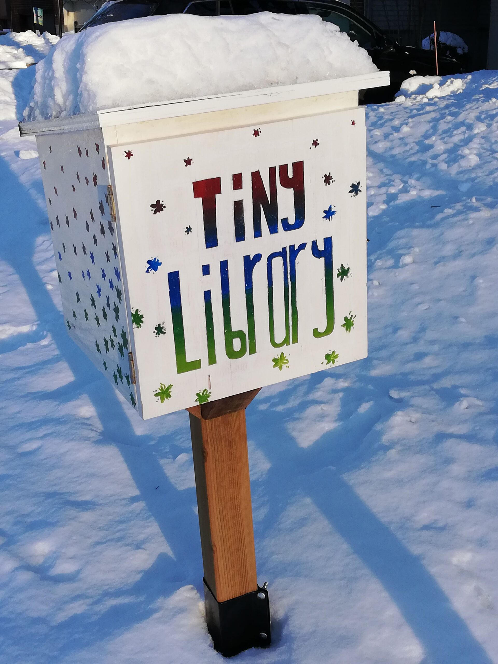 Little Libraries in Hunt Club