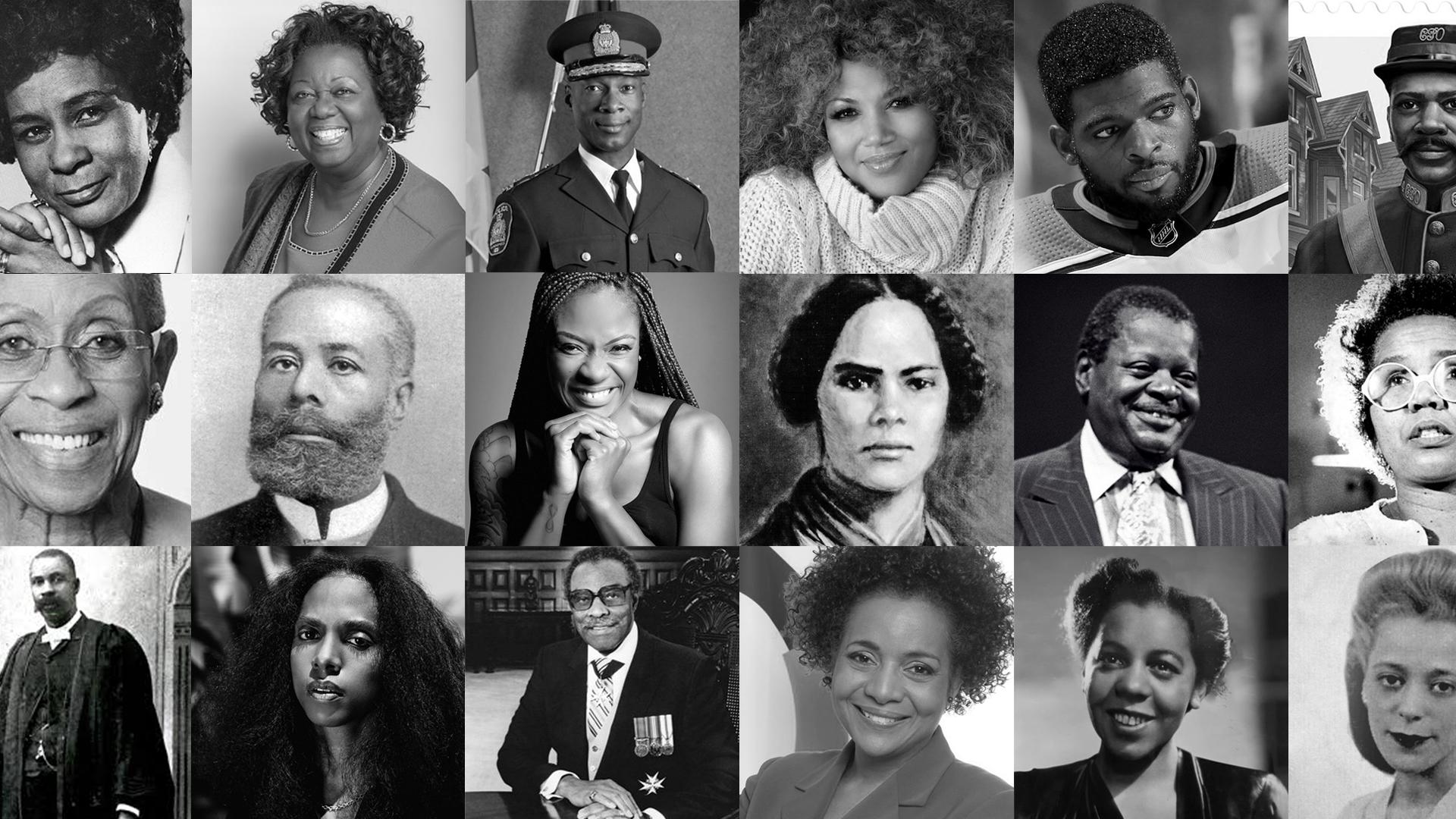 Notable Black Canadians