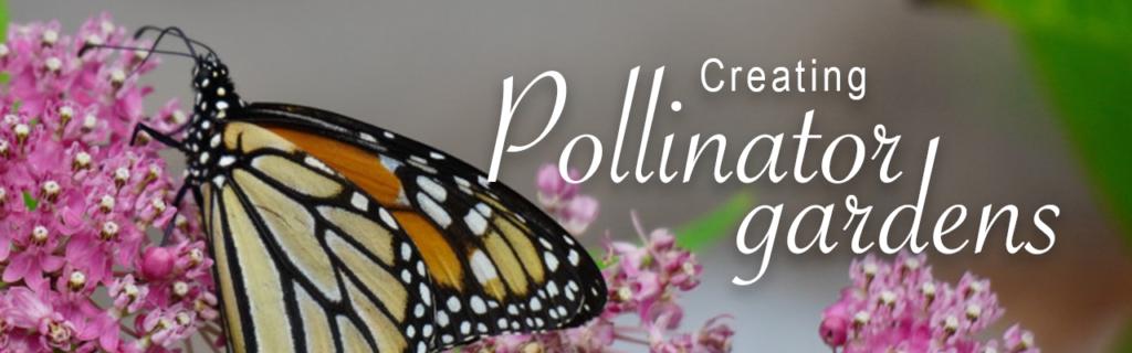 Webinar Pollinator Gardens