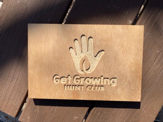 GetGrowing Hunt Club 2021